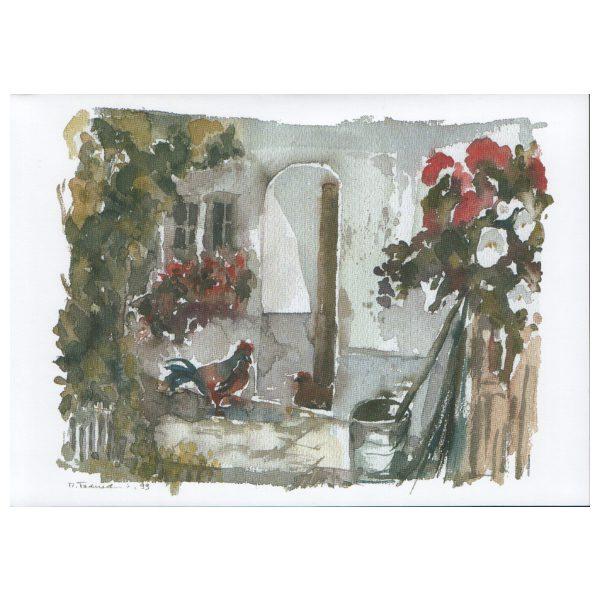 013 - Bauerngarten