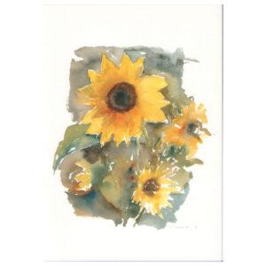 085 - Sonnenblumen