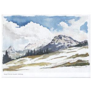 012 - Sattelegg