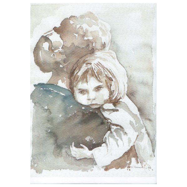 031 - Mutter und Kind
