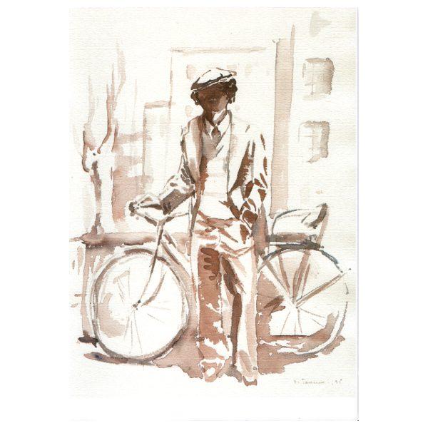 034 - Radfahrer