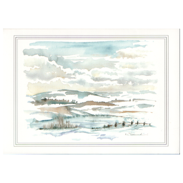 063 - Winterlandschaft