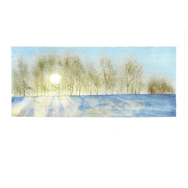 150 - Wintersonne