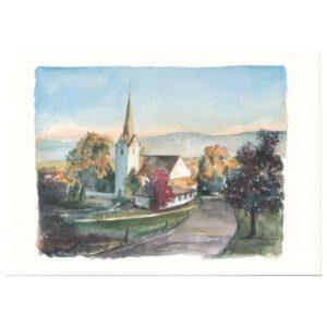 158 - Kirche Hirzel