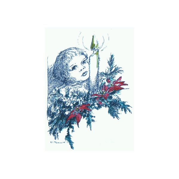 301 - Weihnachtskerze