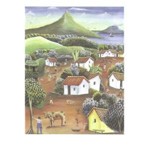 500_Pueblo y volcano